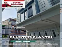 Dijual - Dijual Cluster murah Siap Huni Johar baru Jakarta w