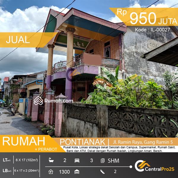 Rumah Jual Tanjung Hulu Pontianak Murah Siap Huni #103162668