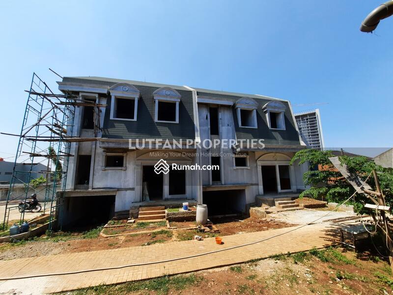 Rumah Baru Cilandak Dekat Transmart Dan Ampera Cilandak Selangkah Menuju CBD Simatupang #107665226