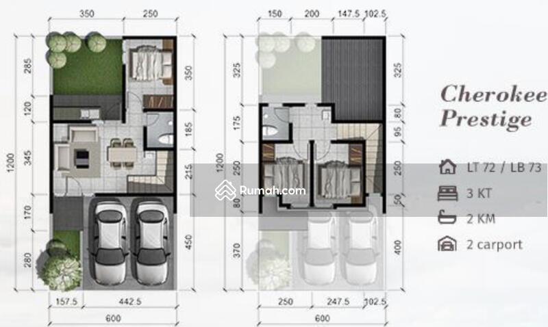 Siap Huni rumah 2 lantai lokasi sangat strategis di surabaya timur sidoarjo #103208290