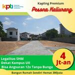 Tanah Standar Perumahan Dekat Kampus UII, Legalitas SHM