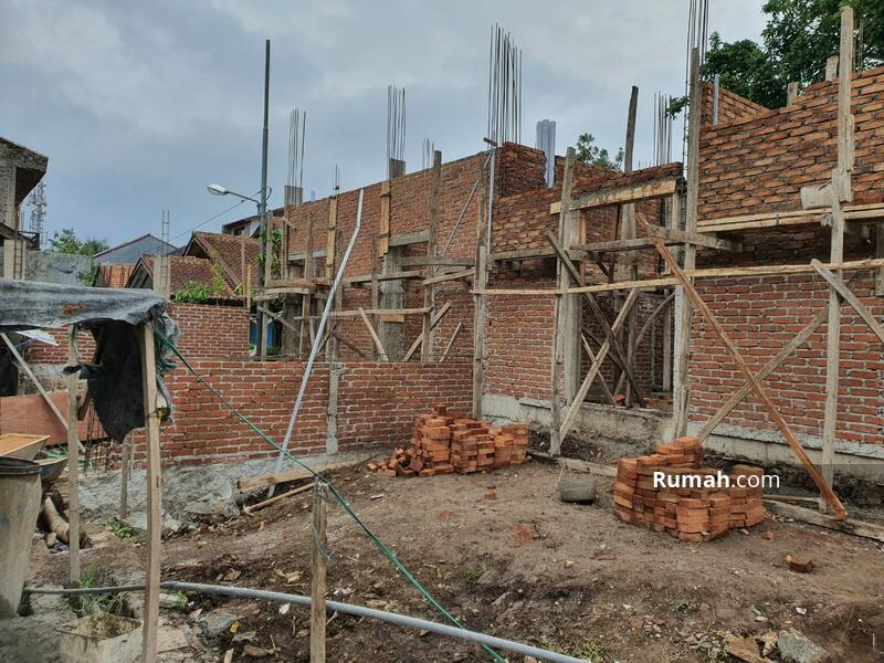 Dijual Rumah Cluster Budi Luhur Asri Sayap Setra Duta Bandung #103228710