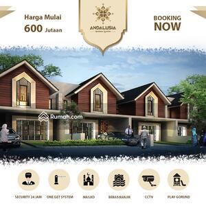 Dijual - Rumah KPR Syariah Dekat Tol Dan LRT