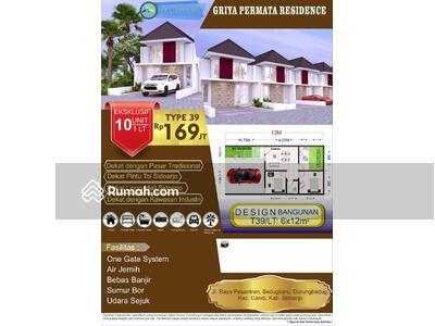 Dijual - Dijual Rumah di Griya Permata Residence Durung Bedug Sidodadi