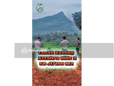 Dijual - Azzahra Hills, Tahap-2, Desa Wargajaya, Kec. Sukamakmur