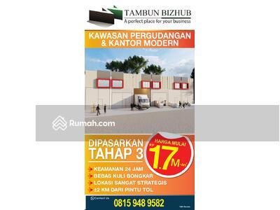 Dijual - Jual / Sewa Gudang Tambun Bizhub