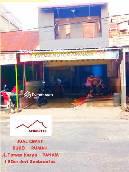 Ruko dan usaha cucian motor Di Jalan Taman Karya #103499878