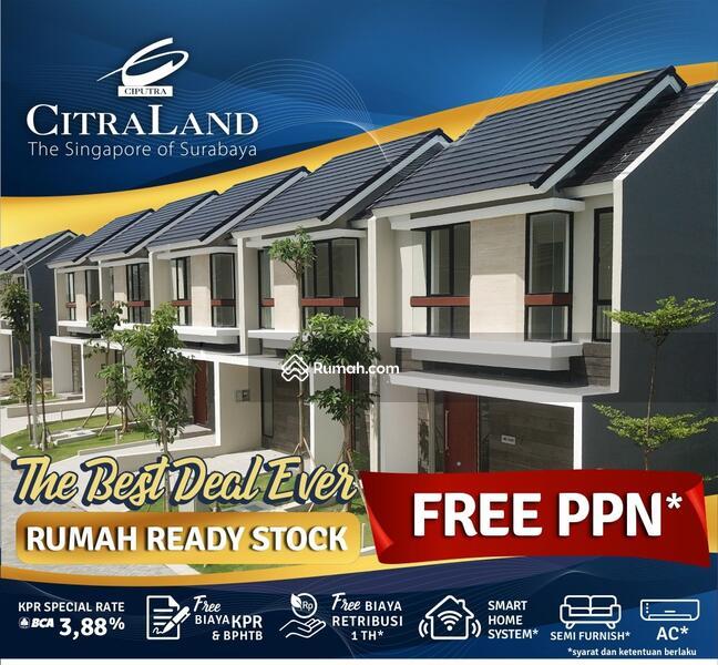 Citraland Free PPN Semi Furnish Ready Stock Siap Huni #103557148