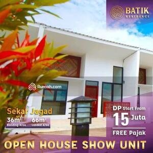 Dijual - Batik Residence