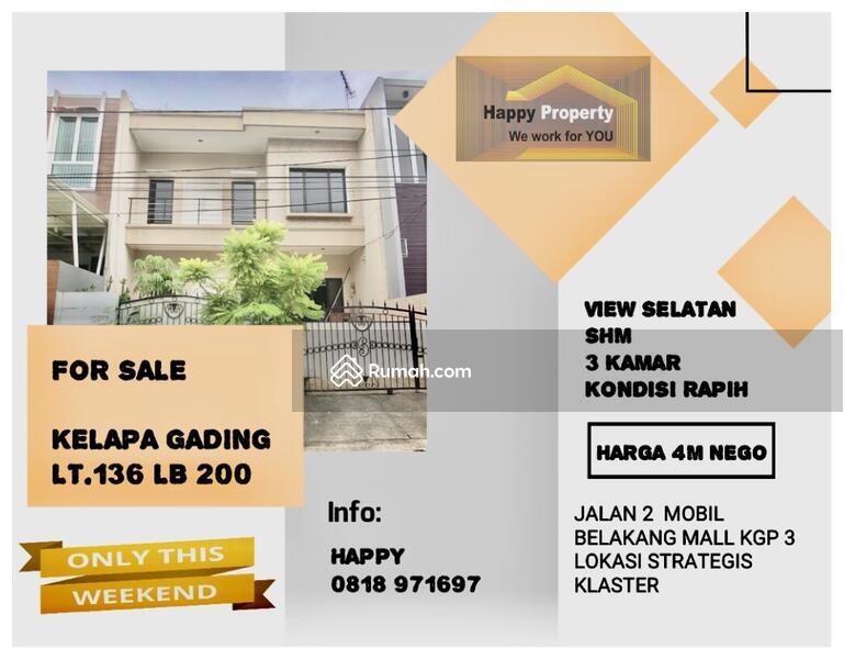 Kelapa Gading @Klaster Lokasi Near KGP 3 MALL #103601104