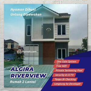 Dijual - Proyek Rumah Dua Lantai Murah 10 menit ke Stasiun Cilebut