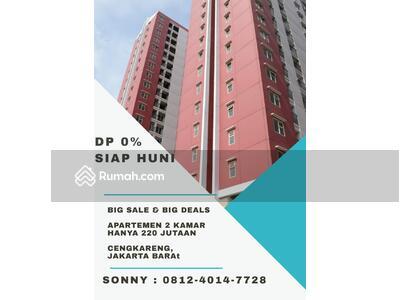 Dijual - Apartment Greenparkview jln Daan Mogot km 14 Cengkareng Jakarta barat