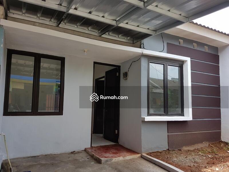 Dijual rumah murah di Cibubur, Bekasi 300 jutaan, Full Renovasi depan taman, fasilitas lengkap #103813172