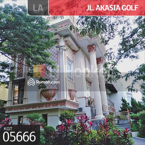 Rumah Jl. Akasia Golf, PIK #103835986