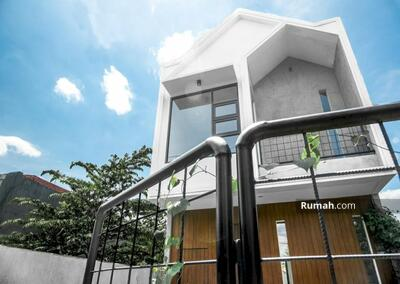 Dijual - Rumah Baru Dengan Konsep Rumah Tumbuh Di Cibiru Kota Bandung Dekat Tol Cileunyi Kawasan Pendidikan