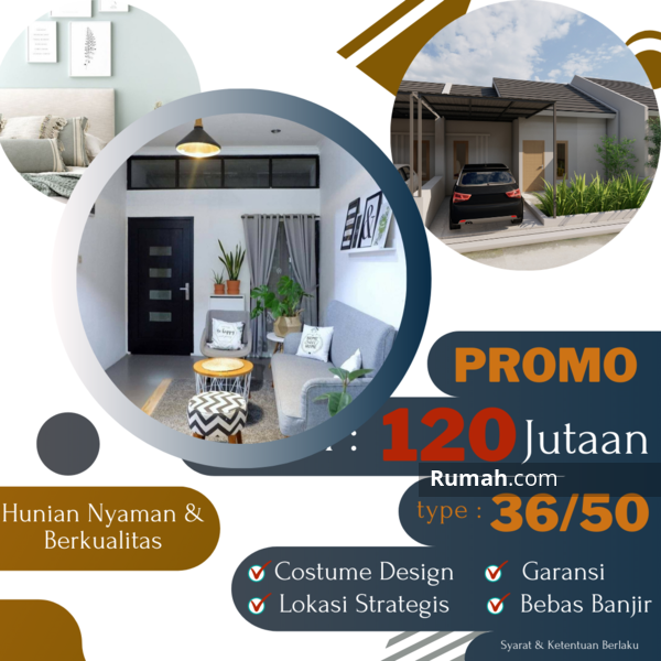 Perumahan Murah Katapang Bandung #106143404