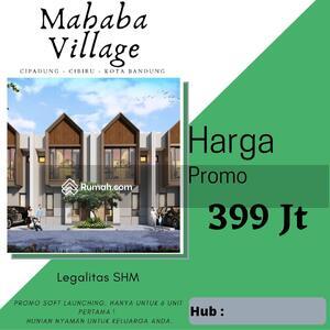 Dijual - Jarang Ada Rumah 2Lantai Di Kota Bandung Dengan 2 View City Dan Mountain Di Cibiru Cipadung Bandung