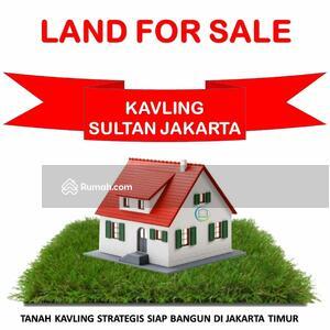 Dijual - Tanah kavling Jatinegara Indah