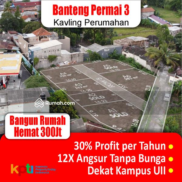 Diskon 25% Kavling Area Sleman Site Lokasi Rapi: Banteng Permai 3 #103954434