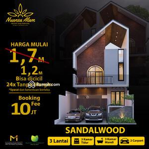 Dijual - SANDALWOOD Blok B