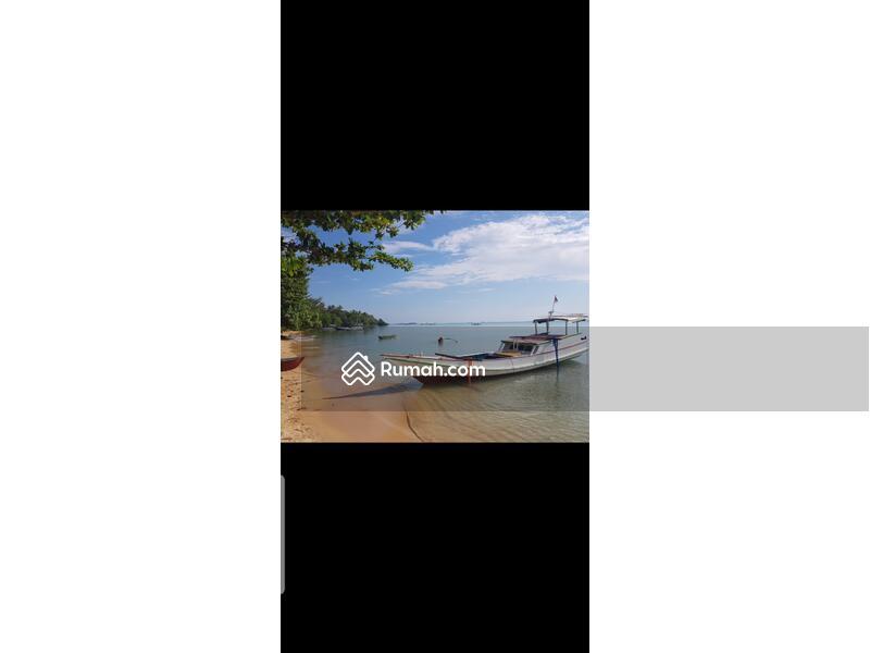 Tanah view pantai langsung di karimunjawa #104021816