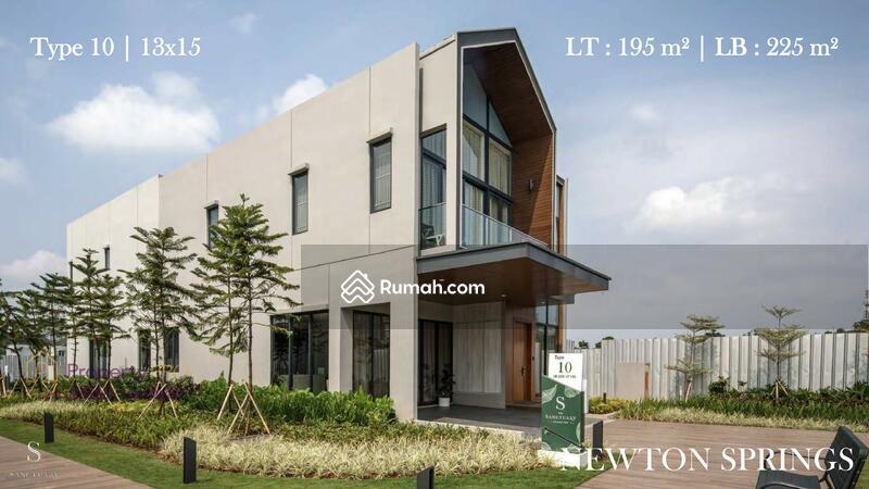 Rumah Premium SANCTUARY COLLECTION Sentul Newton Spring Tipe 10 #104066378