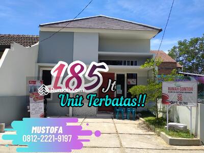 Dijual - Rumah Murah Dekat Juanda Surabaya Sidoarjo