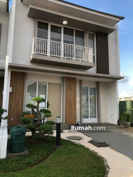 Dijual rumah mewah dengan style Jepang, NARA Village #104144938