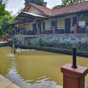 Dijual - Rumah 1 Lantai Dengan Kolam Ikan Lokasi Tanah Sereal Bogor Jawa Barat