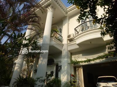 Dijual - Rumah Mewah Modern Klasik FULL FURNISHED di Jl. Aselih, Ciganjur, Jagakarsa, Jakarta Selatan