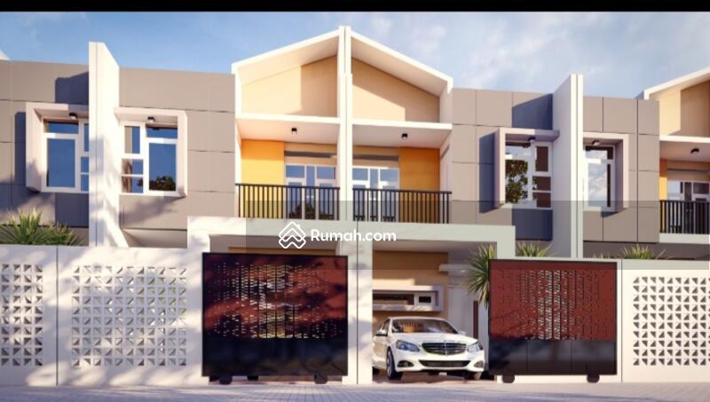 Rumah mewah minimalis 4 kamar tidur di tengah kota Makassar #104216634