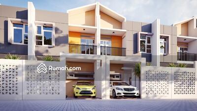 Dijual - Rumah mewah minimalis 4 kamar tidur di tengah kota Makassar