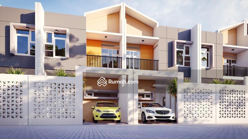Rumah mewah minimalis 4 kamar tidur di tengah kota Makassar #106324968