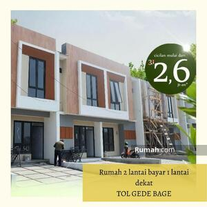 Dijual - 3 Bedrooms Rumah Buahbatu, Bandung, Jawa Barat