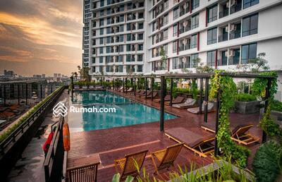 Dijual - Dijual Apartemen mewah sekelas hotel bintang 5 ready stock lokasi Premium di LRT City Bekasi Timur