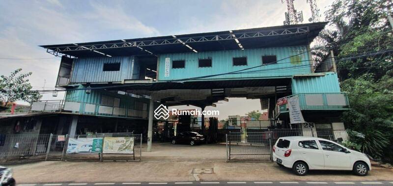 Tanah bonus bangunan di Jalan Panjang - Kelapa Dua. Jakarta Barat #104375008