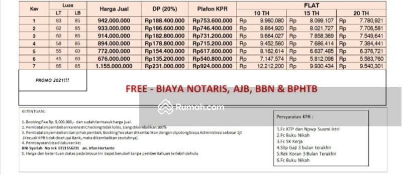 Rumah Berkah Cijantung Jakarta #104456142