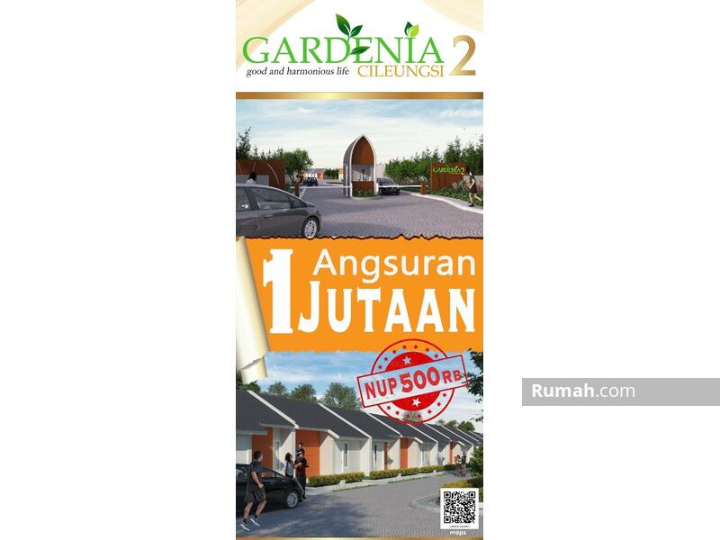 Gardenia Cileungsi #105556450