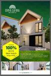 Rumah 2lt Istimewa & Sempurna dkat Bsb Mijen Ngaliyan Semarang Lb 73 Lt 135
