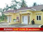 Dijual Rumah nyaman Siap Huni, Strategis di Majenang, Ramai penduduk
