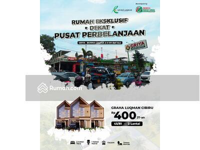 Dijual - Dijual Rumah Cantik 2 lantai Graha Luqman Cibiru Lokasi Strategis.