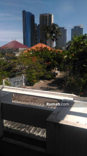 View dari balkon lantai 2