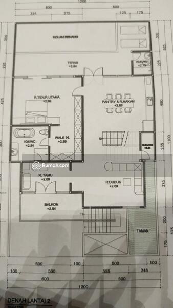 Dijual Rumah Minimalis Modern di Setraduta #104600832