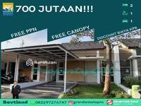 Dijual - GRAND WISATA Rumah Baru Murah 1 Lantai di Bekasi