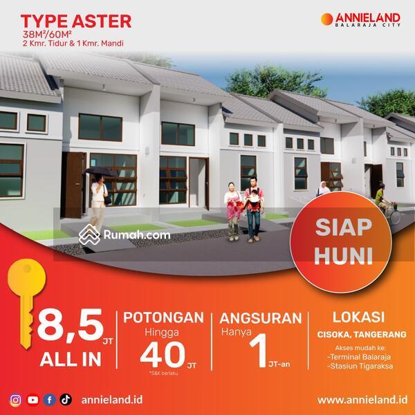 Dijual Rumah Subsidi Minimalis 8,5 Juta Siap Huni Perumahan Annieland Lokasi Tangerang Angsuran 1JT #110269822