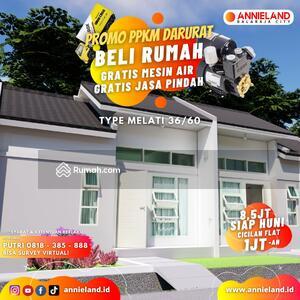 Dijual - Perumahan Subsidi Siap Huni Cicilan 1 Jutaan Flat Di Tangerang