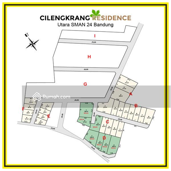 Tanah Kavling Bandung Timur #104708650