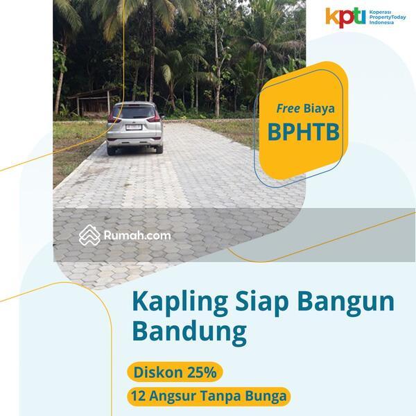 Tanah Kapling Cijambe Bandung Timur: SHM, Diskon 25% #104710586