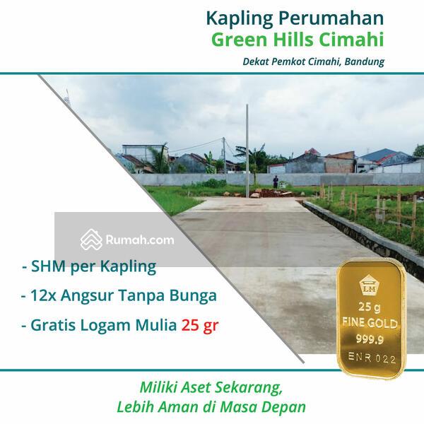 Tanah Kapling Kota Cimahi #104717062