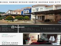 Dijual - BANTING HARGA ! Rumah nyaman dan Terjangau Di De latinos BSD